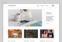 Web Design / by Saffron and Teal