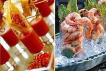 Shot Glass Catering Ideas / Shot Glass Catering Ideas is curated by Canopy Rose Catering, a Tallahassee, Florida catering and special event company. / by Chef Kathi