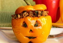 Autumn! / Fun things for fall, neat ideas, crafts for toddlers and babies, Halloween, Thanksgiving, treats to eat