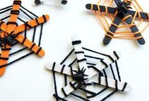 Kids | Halloween / Trick or treat? Spooky ideas and inspiration for Halloween themed crafts and recipes.