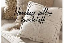 Home: Pillows / Pillows are such a fun way to spruce up your space, don't you think? Sometimes a pillow can make a room feel brand new!
