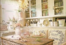 Shabby Chic Upcycling & Vintage Makes / Making or upcycling Shabby Chic Vintage furniture, vintage china & farmhouse decor