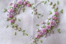 Adore: Embroidery is hands in graceful dance