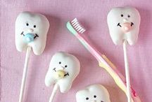 Kids | Tooth Fairy / Information and ideas to teach children about the importance of dental hygiene in a fun and engaging way.