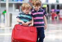 Kids | Travelling / Inspiration and useful tips for travelling with kids.