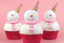 Yum: Cupcakes / I love to bake and create DIY Fancy cupcakes designed to bring joy to any birthday party. On this board you'll find alternatives to cake, decorative cupcakes, cupcakes for kids, and themed cupcakes.