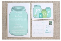 Trend: Mason Jars / Who doesn't love the sweet innocence of a mason jar. Whenever I find one, it begs me to transform it into something even better!