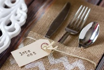 Yum: Tablescapes / You have made all the food, now you just need a worthy place to display it!