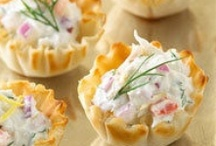 Appetizers / by Mary Sue Messinger