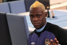 Balotelli hair styles / We've delved into the City archives to remind you of a few of Mario's masterpieces...