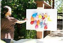 DIY | Backyard Fun / Great tips and ideas for fun outdoor activities.