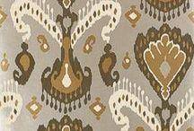wall coverings / by Rebekah Lindsey Frye