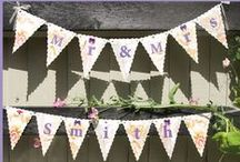 Bespoke Bunting Designs / Bespoke Bunting for all occasions and business promotion