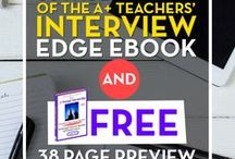 Teacher Interview Tips & Preparation Strategies / Teaching Interview Questions and Answers / Career planning and help for educators, including teachers, administrators, college instructors, and university professors. You will learn about resume writing, job interview preparation, job interview questions, writing a philosophy of education statements, career tips, education resume and cover letter samples, and job search tips.