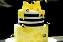"Baby ""Bee"" Shower / by Stephanie Boyett"