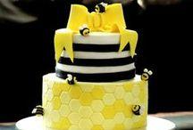 "Baby ""Bee"" Shower / by Stephanie Boyett"