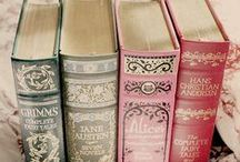 """Books! /  """"The love of learning, the sequestered nooks... and all the sweet serenity of books""""   LONGFELLOW / by Poppy Fields"""