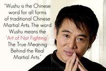 Kung Fu & Martial Arts / Kung Fu, Jiu Jitsu, & General Martial Arts Wisdom, Techniques  and Inspiration