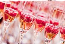 parties...bubbly bar... / champagne / by Debbie Young