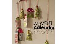DIY: Christmas Advent Calendars