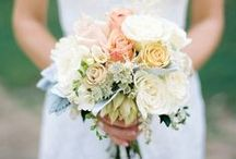 Beautiful Bouquets / These bouquets are the perfect finishing touch to your wedding day look. / by Paloma Blanca