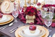 Fall Wedding | Paloma Blanca / A collection of our favorite fall wedding trends. / by Paloma Blanca