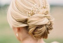 Bridal Beauty / Find the perfect beauty look for your wedding day. / by Paloma Blanca