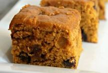 Autumn // Brownies , Blondies and Bars