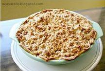 Autumn // Pies