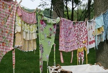 Washing & Ironing...