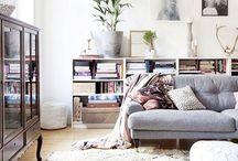 Interior inspiration / Details. Things I like. Home decor.