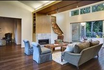 Dream Home: Living Spaces / Showcase of fabulous interior design that features the best kitchens, living rooms, dining rooms, great rooms, offices, laundry rooms and more for the ultimate dream house. / by Frank Howard Allen