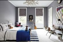Dream Home: Kids' Rooms / Let the imagination run wild! Our favorite bedrooms, playrooms and decorating ideas for little tykes. / by Frank Howard Allen
