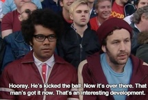 The IT Crowd / by Bad Wolf