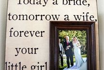 some day our daughter will say I DO / by Robin Kiser
