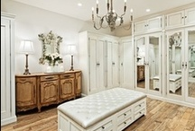 Dream Home: Closets / by Frank Howard Allen