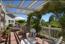 Dream Home: Outdoor Spaces / by Frank Howard Allen