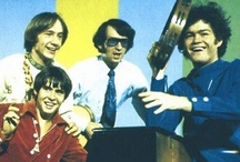 I <3 The Monkees / I remember back when they started airing the reruns, I had to run home from school to make it in time to watch The Monkees. They are still to this day one of my all time favorite bands. I still get all giggly when I watch the episodes. Also before anyone asks yes I know their are more members in the band lol  / by Bad Wolf