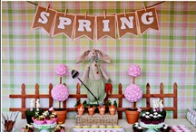 Spring Fever / Our favorite recipes, decorating ideas and DIY projects for spring. Includes Easter, March Madness, Cinco de Mayo, Earth Day, Mother's Day and Father's Day. / by Frank Howard Allen