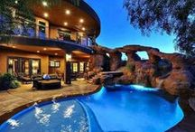 Dream Home: Pools / by Frank Howard Allen