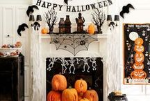 Halloween / I love decorating for Halloween.