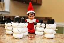 Where Does Your Elf on the Shelf Go?? / by Santa's Village