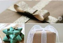 Gift Wrap / by Nancy Tran