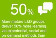 Social & Collaborative Learning / Examining the processes, tools and organizational issues that promote (and hinder) workplace learning