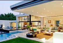 Dream Home: Indoor/Outdoor / by Frank Howard Allen