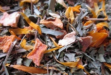 Tea~Upclose and Personal / A hodgepodge of pretty tea