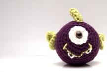 Amigurumi - crocheted animals