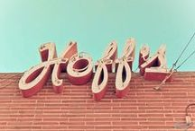 Typography I Love / She's got ligatures for miles!  / by Daniel Patrick Simmons