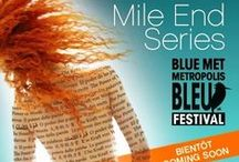 Blue Met / Literary events, stories on books, writers and movies...