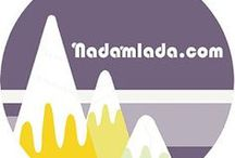 Nadamlada SHOPS handmade / Links to Nadamlada's handmade shops. Or just message us for custom orders:)